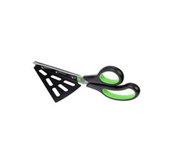 Kitchen Scissors Stainless Australia - New Style Mutifunctional Pizza Scissors Knife Stainless Steel Pizza cutter Slicer Baking Toolsl Kitchen Accessories Tools