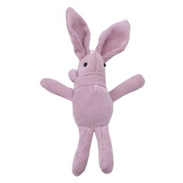 rabbit fur pillows UK - The New Rabbit Fur Velvet Long Legs Rabbit Doll Plush Toy Pendant Children Plush Toys Stuffed Animals Plush Keychains