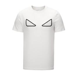 $enCountryForm.capitalKeyWord Australia - Fashion new tshirt men luxury tshirts famous FENDIS Italy tide brend t-shirt high quality cozy women t-shirts Sequin decoration t shirt