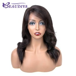 $enCountryForm.capitalKeyWord NZ - Brazilian Lace Frontal Human Hair Wigs For Women Remy Hair Straight Wig With Baby Hair Natural Hairline Full End