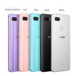 Оригинальный ZTE Nubia Z18 mini Мобильный телефон 6 ГБ 128 ГБ Snapdragon 660 Octa Core 5.7