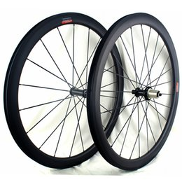 $enCountryForm.capitalKeyWord Australia - Carbon Road Wheels 33 43 55 65 mm clincher 700C tubeless ready Carbon bicycle wheelset 3k matt Powerway R36 hubs