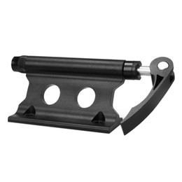 black blocks Canada - Bike Fork Mount Bicycle Truck Bed Roof Rack Block for MTB Road Black Water Bottles Cages