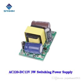 Wholesale Usb Audio Board Australia - PLB03BC SANMIM 3W 220V to 12V Power supply Isolated switching power supply module bare board X5678