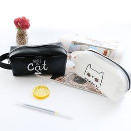 $enCountryForm.capitalKeyWord Australia - MUQGEW Cosmetic Bag 2019 Cute Cartoon Stationery Pencil Pen Box Case Cosmetic Makeup Bag Zipper Pouch Case trousse de toilette