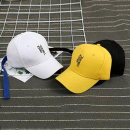 $enCountryForm.capitalKeyWord Australia - Fabric Tape Hats Baseball Cap Letter Casquette Embroidery Outdoor Sports Sunscreen Men And Women Multi Color Spring Autumn Fashion 5 5jxf1