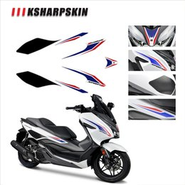 Wholesale Body protection sticker KSHARPSKIN motorcycle decoration reflective decal modified appearance film for honda FORZA 125 300