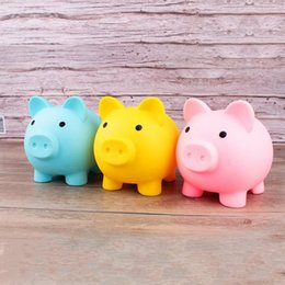 $enCountryForm.capitalKeyWord NZ - 1 Pcs Kawaii Money Saving Case Piggy Bank Home Decor Children Money Boxes Cartoon Pig Birthday Gift Storage Box Party Favors