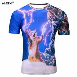Kittens T Shirt Wholesale Australia - Fashion New Casual T-shirt Men Women Harajuku 3D Tshirt Print Disco Kitten Short Sleeve Summer Tops Tees 3D T shirt Male t shirt