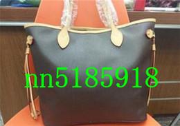 bf8fded49 2019 último bolso de las señoras bolso de cuero de alta calidad 2 piezas  conjunto bolso femenino Mensajero bolso letra bolso tamaño 32 CM, envío  gratis