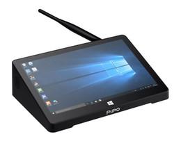 TableTs hdmi porTs online shopping - 10 quot Pipo X12 Mini PC Z8350 Quad Core Tablet PC G RAM G ROM BT HDMI Win10 TV BOX Handwriting RS232 USB Port