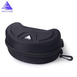 $enCountryForm.capitalKeyWord Australia - Protection EVA Ski Eyewear Case Large Snow Skiing Goggles Box Shockproof Waterproof Snowboard Bag Eyewear 0riginal Case