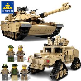 $enCountryForm.capitalKeyWord Australia - Kazi New Theme Tank Building Blocks 1463pcs Building Blocks M1a2 Abrams Mbt Ky10000 1 Change 2 Toy Tank Models Toys For Children J190722