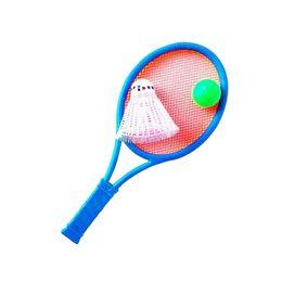 $enCountryForm.capitalKeyWord UK - Badminton Tennis Rackets Balls Set Children Kids Outdoor Sports Parent-Child Sports Educational Game Toys for Children
