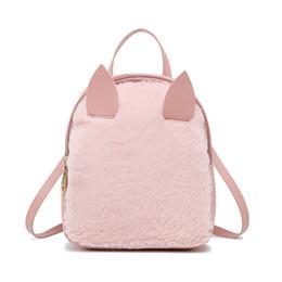 Korean Women Designer 2018 Cute Backpack for Teenagers Children Mini Back  Pack Girls School Bag Kids Small Backpacks Pu Leather 29b3f75935d32