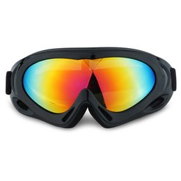 $enCountryForm.capitalKeyWord UK - Unisex Outdoor Cycling Mountaineering Skiing Anti-UV TPU Big-Frame Fashion Cycling, Mountaineering, Goggles