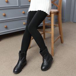$enCountryForm.capitalKeyWord Australia - 2019 New Arrival Spring Baby Kids Girl Pants Leggings Autumn Stretch Girls Leggings Cotton Solid Children Pants Trousers Ls015