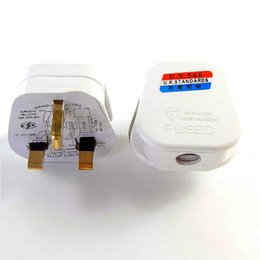 $enCountryForm.capitalKeyWord Australia - 13A UK Electrical Plug 3Pin Socket UK Plug Connector Cord Adapter 13 AMP Mains Top Appliance Power Socket Fuse Adapter Household