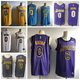 6b70f962cc8 2019 23 LeBron James Lakerss Jersey The City Los Angeles Kobe 24 Lonzo 2  Ball Kyle 0 Kuzma Brandon 14 Ingram Basketball Jersey NEW