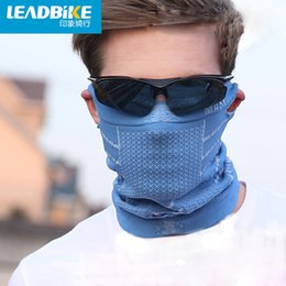 $enCountryForm.capitalKeyWord Australia - Leadbike New Anti Cold Mask Warm Winter Ski Portable Bike Bicycle Cycling Sports Half Face Neck Mask With Ear Hole For Men Women