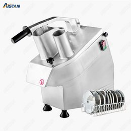 dice vegetables NZ - HLC300 electric Multi-purpose Vegetable Fruit Cheese Cutter dicing, cubing, slicing, stripped,Grater Slicer or shreded machine