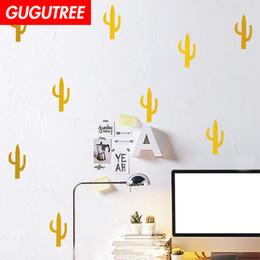 $enCountryForm.capitalKeyWord NZ - Decorate Home cactus cartoon art wall sticker decoration Decals mural painting Removable Decor Wallpaper G-1652