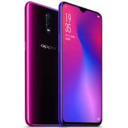 "Discount cell phone full screen Original OPPO R17 4G LTE Cell Phone 6GB RAM 128GB ROM Snapdragon 670 Octa Core 6.4"" Full Screen 25MP OTG Fingerprin"