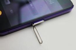 $enCountryForm.capitalKeyWord Australia - Wholesale 500Pcs lot New Sim Card Pin for IPhoneXSMAX XR XS 7 6 Samsung Phone Cell Phone Tool Tray Holder Eject Pin Metal