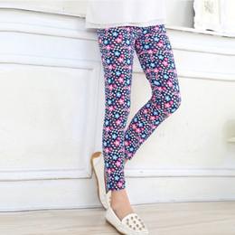 $enCountryForm.capitalKeyWord Australia - Girls Leggings Spring Baby Trousers Printing Soft Baby Girl Long Pants 2-14t Girls Clothes Print Leggings