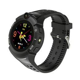 Wholesale Best selling kids smart watch phone S02 with GPS tracking and SOS emergency call gps tracker wifi location kids camera watch