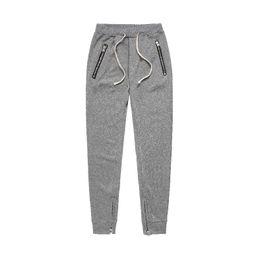 $enCountryForm.capitalKeyWord UK - 2019 New Cotton Mens Jogger Casual Sweatpants Men Light Grey Workout Pants Loose Comfortable Trousers Asian size M-XXL