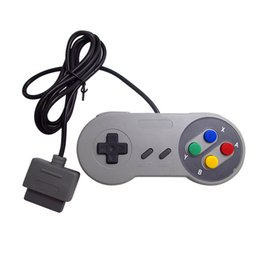 Joystick for pc computer online shopping - USB Gaming Joystick Gamepad Controller for SNES Game pad for Windows PC Computer Control Joystick