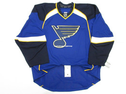 $enCountryForm.capitalKeyWord Australia - Cheap custom ST. LOUIS BLUES HOME TEAM ISSUED EDGE 2.0 7287 JERSEY stitch add any number any name Mens Hockey Jersey XS-5XL