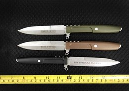 $enCountryForm.capitalKeyWord Australia - High-quality Extrema Ratio tactical knife D2 blade Sword Outdoor camping survival cold steel knife with kydex sheath 1pc