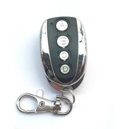 $enCountryForm.capitalKeyWord Australia - Wireless Remote Auto Control Cloning Gate for Garage Door Duplicator Metal 4 Button Portable Key Copy Remote Control