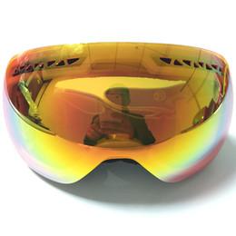 Winter Snow Ski Goggles Glasses Australia - SIMANING Ski Goggles For Men and Women Outdoor Multicolor Snowboard Goggles Winter Professional Unisex Snow Ski Sports Glass