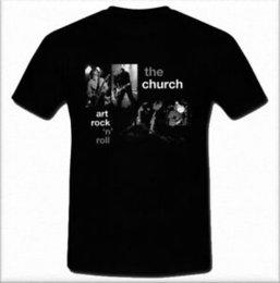 $enCountryForm.capitalKeyWord Australia - The Church art roO-Neck and roll Alternative Dream Pop Furs T shirt S M L
