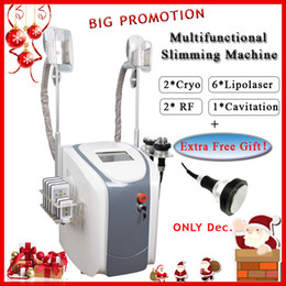 Wholesale Zeltiq Cryolipolysis fat freezing machine Coolsculpting Cryotherapy slimming cavitation rf machine fat reduction lipo laser machine