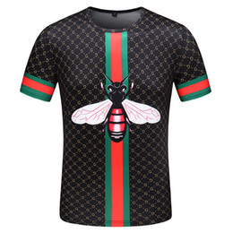 $enCountryForm.capitalKeyWord NZ - 2019 new hot summer men and women with the same personality simple pattern printing couple short-sleeved T-shirt casual self-cultivation