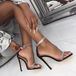 d9f46affe сандалии бренд дизайнер женская одежда летняя взлетно-посадочная полоса  туфли на высоком каблуке с открытым носком модель Fottwear обувь роскошный  дизайнер ...