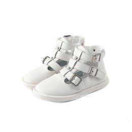 $enCountryForm.capitalKeyWord UK - Bekamille Autumn Girls Boots Shoes Children Girls Princess Cut-outs Sandals Fashion Solid Color Infant Kids Boys Baby Boots