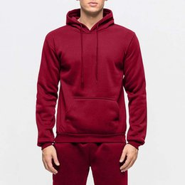 e1823e648d51 Hot Style Casual Hoodie Men Gothic Style Slim Solid Pullover Long Sleeve  Hooded Sweatshirts Harajuku Top Fashion New Thin Casual