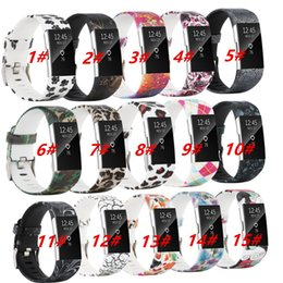 Wrist For Watches Australia - New Fashion Sports Silicone Wrist watch Strap Bracelet Watch Band Replacement watchband bracelet For Fitbit Charge 2 watchband VS Versa Band
