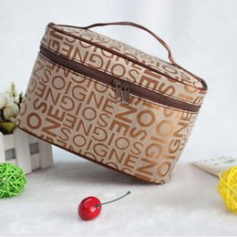 Wholesale Hot Sale Portable Travel Organizer Accessory Toiletry Fashion Cosmetic Make Up Holder Case Bag Pouch