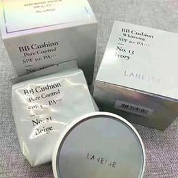 $enCountryForm.capitalKeyWord Australia - Laneige BB Cushion Whitening Concealer Foundation Cream Ivory Beige