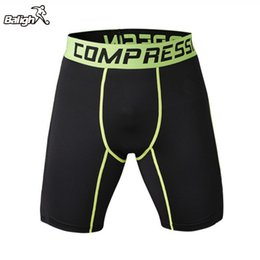 Men Compression Shorts Australia - Men Gym Clothing Compression Jogging New Quick-drying Short Fitness shorts Male Shorts Tight Leggings Riding Running Basketball