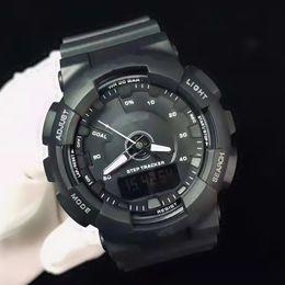 $enCountryForm.capitalKeyWord NZ - New 2019 Men's Sport Watch LED Military Waterproof Watches G Style Shock Wristwatch With BOX All Pointer Work Japan Sport Watch Wholesale