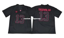 $enCountryForm.capitalKeyWord Canada - Cheap custom Tua Tagovailoa Jersey #13 Alabama Crimson Tide Football Jersey- Black Stitched Customize any number name MEN WOMEN YOUTH XS-5XL