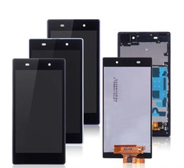 $enCountryForm.capitalKeyWord Australia - 5.0'' Original LCD For SONY Xperia Z1 Display Touch Screen with Frame For SONY Xperia Z1 Display L39 L39H C6902 C6903 LCD