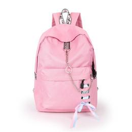 $enCountryForm.capitalKeyWord NZ - New Arrival Backpack Designer Fashion Wear-resistant Waterproof Rucksack Bag Charms Women Ladies Casual School Travel Bags